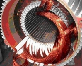 Reconditioning of electric motors - Maintenance